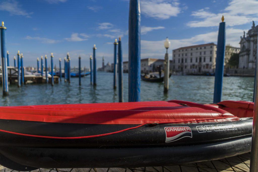 Canal Grande Venezia Kayak